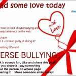 So No to Bullying and YES to Reverse Bullying