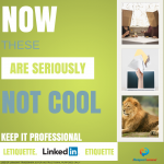 LION isnt the king on LINKEDIN