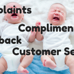 complaints and customer service