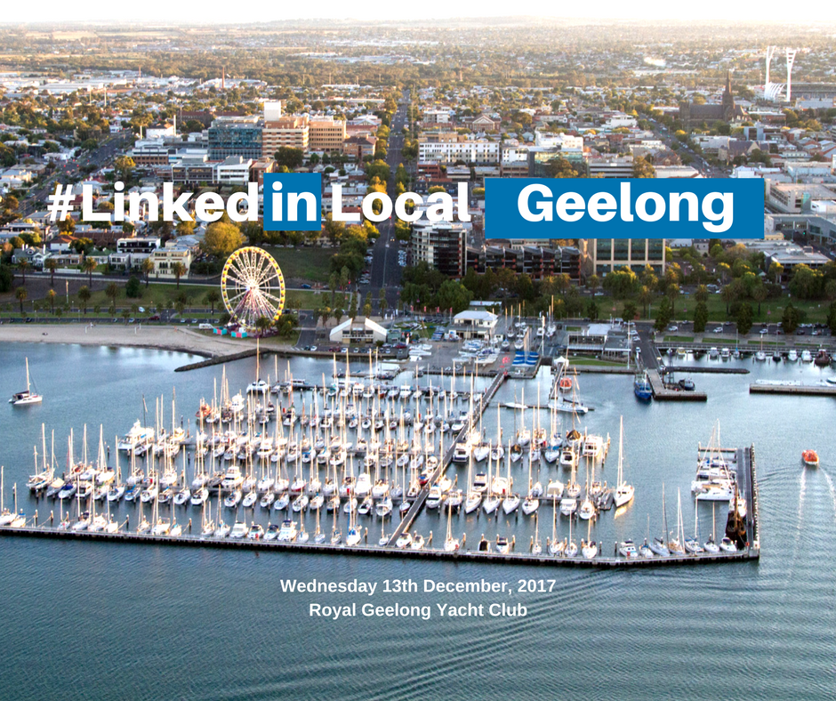 Geelong Waterfront #LinkedInLocal