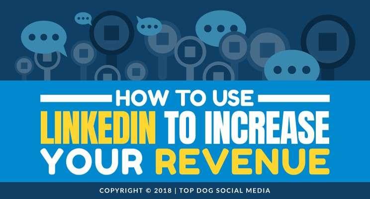 linkedin revenue increase by Melonie Dodaro